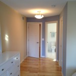 Master bedroom suite remodel